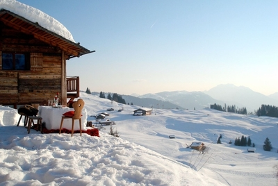 Chalets in Grand Bornand - Ferme du Soleil