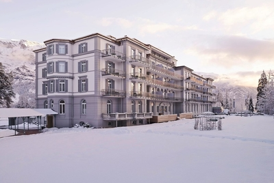 Hotel Waldhaus Resort & Spa Flims