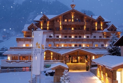 Luxury Hotel Grossarler Hof Bad Gastein