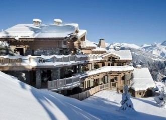 Hotel K2 Palace Courchevel