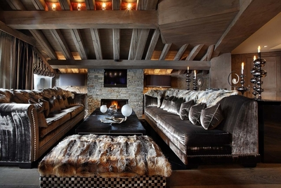Chalet Atantique Courchevel