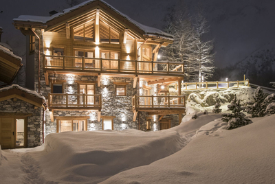 Chalet Machapuchare Val d'Isere