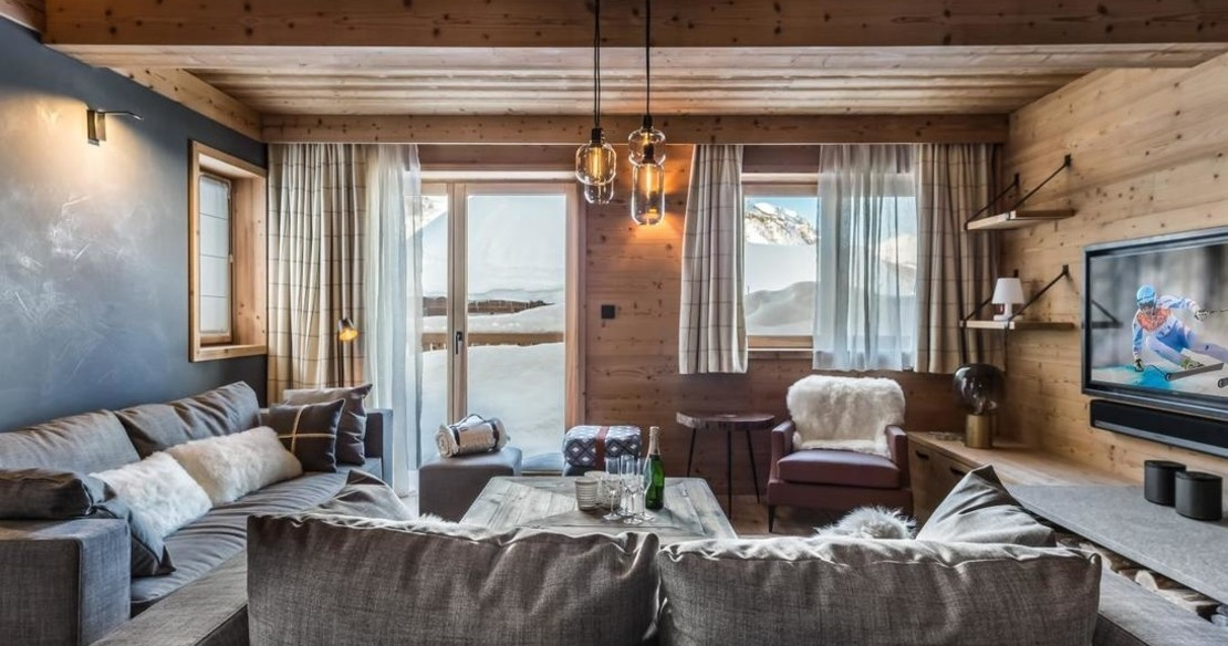 Chalet Lorenzo Val d'Isere