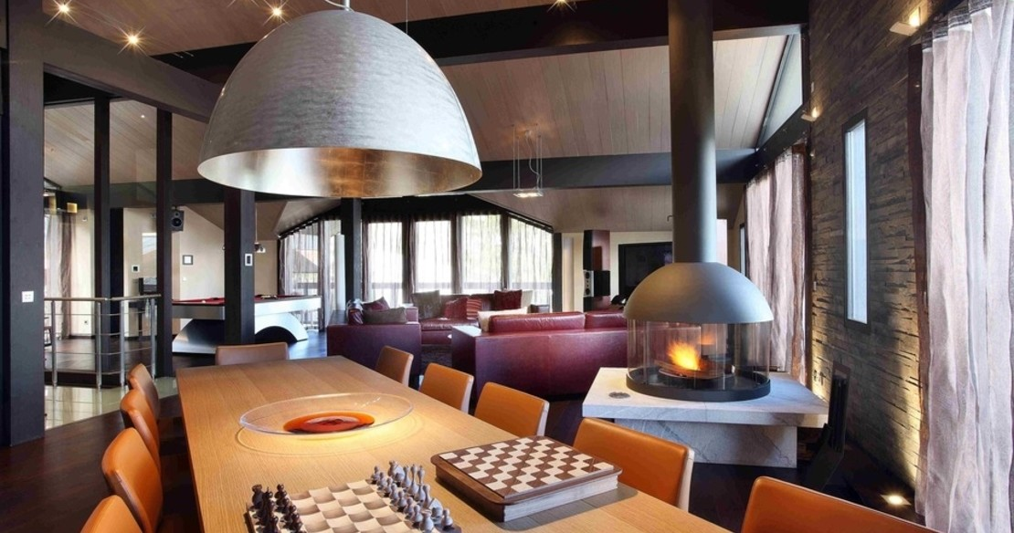 Chalet Elektra Courchevel