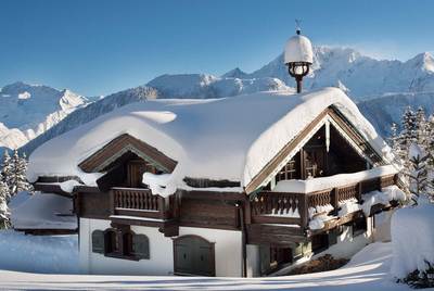 Chalet Namaste Courchevel
