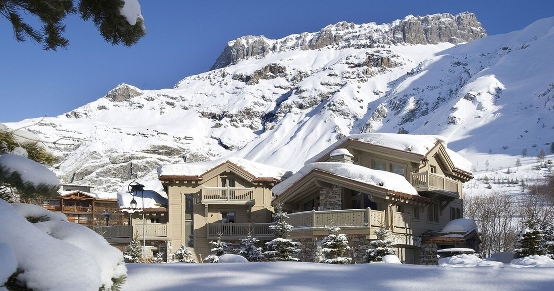 Chalet White Pearl Val d'Isere