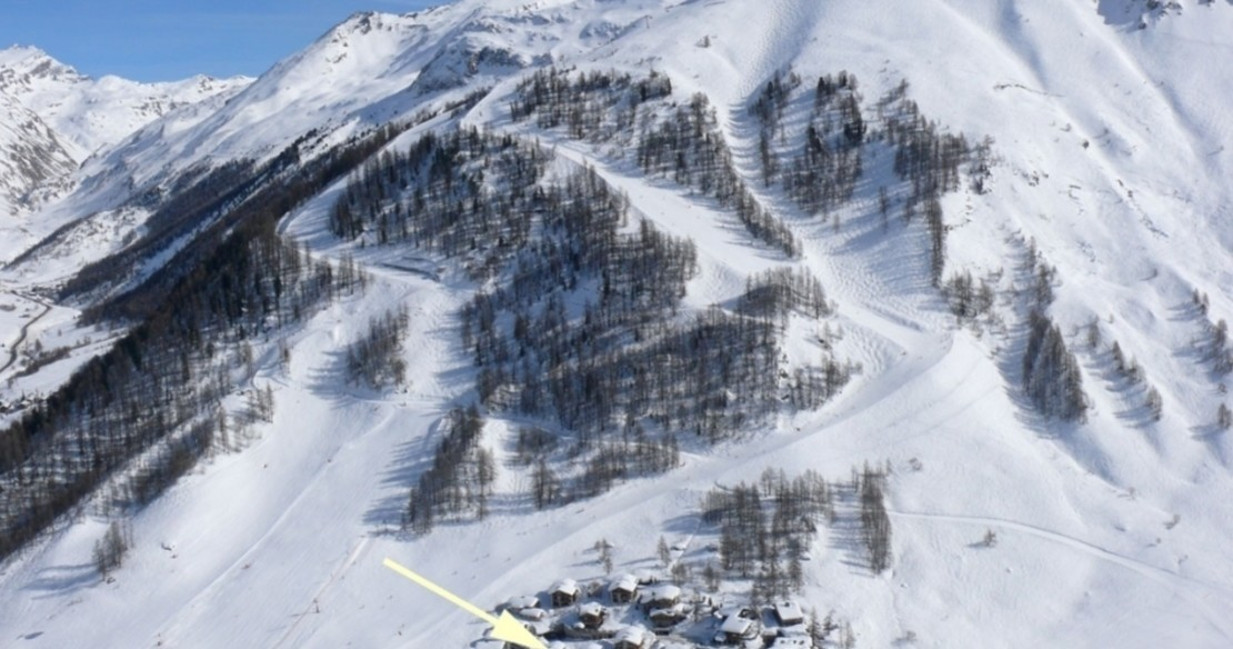 Chalet Lucaval Val d'Isere