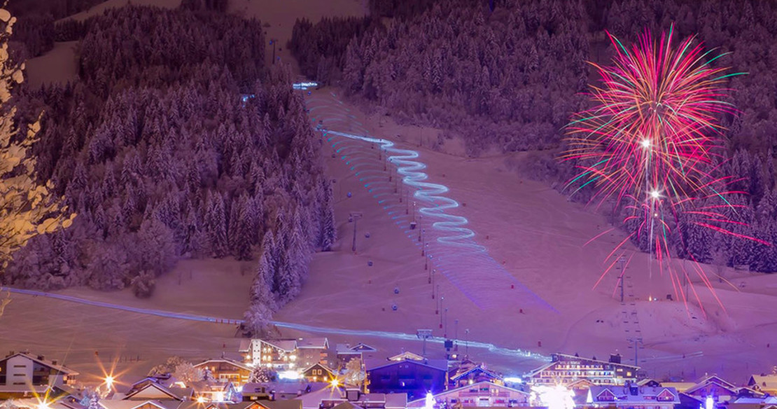 Ski resort Morzine