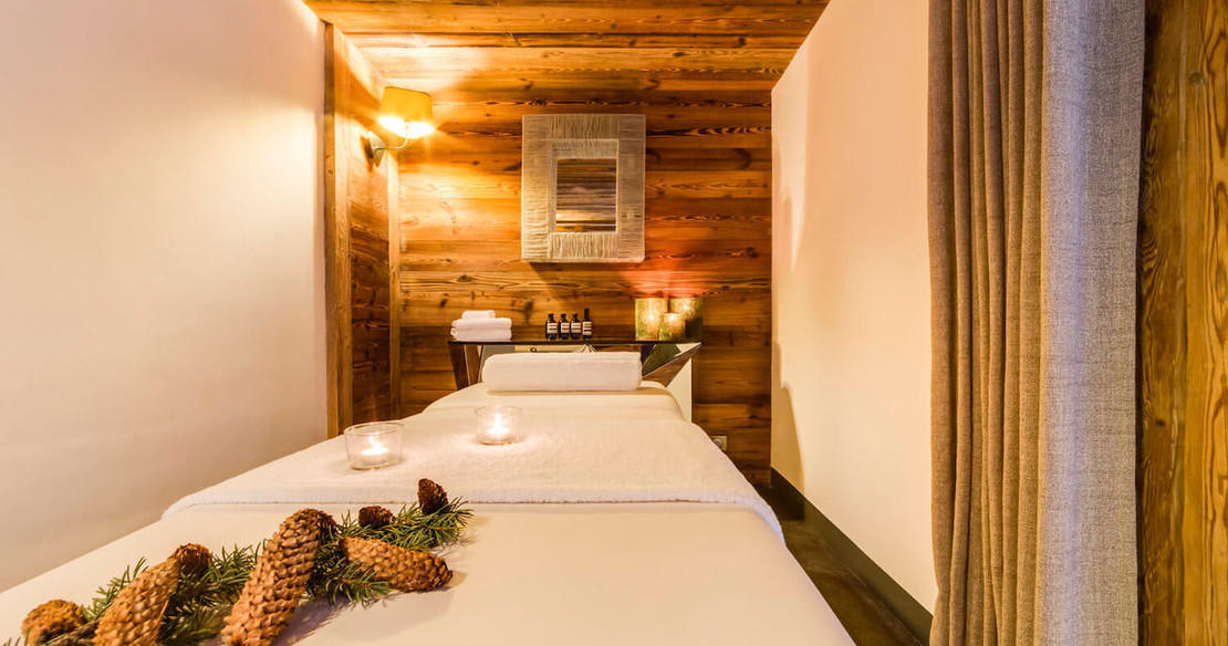 Chalet Daria - Val d'Isere - treatment room