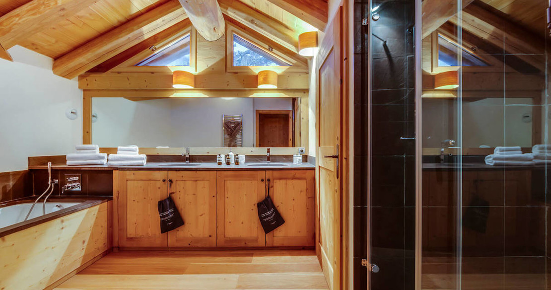 Chalet Sarire - Bathroom