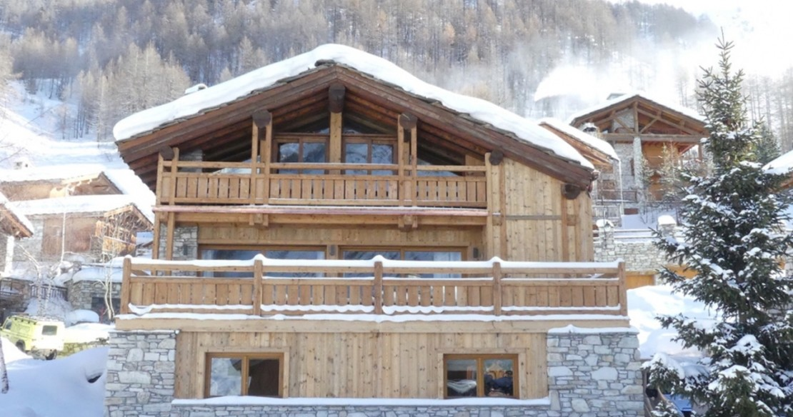Chalet Lucaval Val d'Isere - exterior